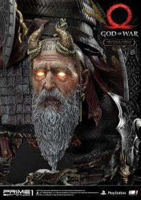 God of War figurine statuette Prime 1 Studio Kratos Atreus 20 17 11 2019