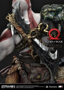 God of War figurine statuette Prime 1 Studio Kratos Atreus 21 17 11 2019