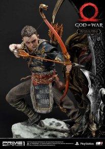 God of War figurine statuette Prime 1 Studio Kratos Atreus 22 17 11 2019