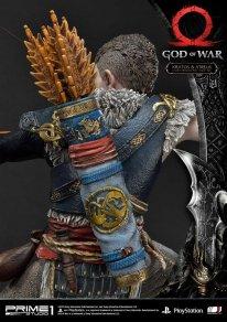 God of War figurine statuette Prime 1 Studio Kratos Atreus 25 17 11 2019