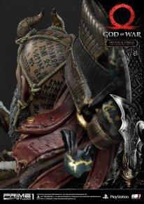 God of War figurine statuette Prime 1 Studio Kratos Atreus 27 17 11 2019