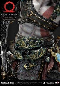 God of War figurine statuette Prime 1 Studio Kratos Atreus 28 17 11 2019
