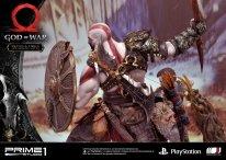 God of War figurine statuette Prime 1 Studio Kratos Atreus 32 17 11 2019