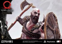 God of War figurine statuette Prime 1 Studio Kratos Atreus 33 17 11 2019