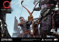 God of War figurine statuette Prime 1 Studio Kratos Atreus 34 17 11 2019