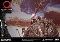 God of War figurine statuette Prime 1 Studio Kratos Atreus 35 17 11 2019