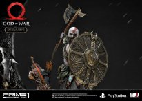 God of War figurine statuette Prime 1 Studio Kratos Atreus 37 17 11 2019