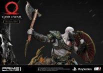 God of War figurine statuette Prime 1 Studio Kratos Atreus 38 17 11 2019