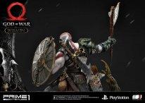 God of War figurine statuette Prime 1 Studio Kratos Atreus 40 17 11 2019
