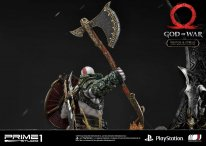 God of War figurine statuette Prime 1 Studio Kratos Atreus 42 17 11 2019