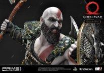 God of War figurine statuette Prime 1 Studio Kratos Atreus 46 17 11 2019