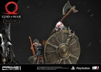 God of War figurine statuette Prime 1 Studio Kratos Atreus 47 17 11 2019