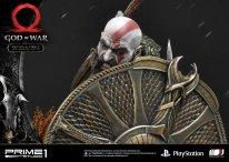 God of War figurine statuette Prime 1 Studio Kratos Atreus 48 17 11 2019