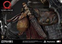 God of War figurine statuette Prime 1 Studio Kratos Atreus 50 17 11 2019