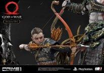 God of War figurine statuette Prime 1 Studio Kratos Atreus 52 17 11 2019