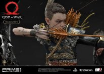 God of War figurine statuette Prime 1 Studio Kratos Atreus 53 17 11 2019