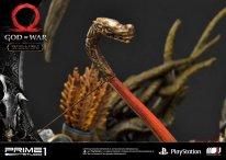 God of War figurine statuette Prime 1 Studio Kratos Atreus 54 17 11 2019