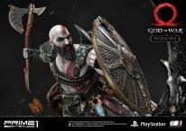 God of War figurine statuette Prime 1 Studio Kratos Atreus 56 17 11 2019