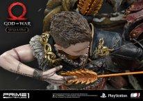 God of War figurine statuette Prime 1 Studio Kratos Atreus 57 17 11 2019
