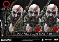 God of War figurine statuette Prime 1 Studio Kratos Atreus Deluxe 03 17 11 2019