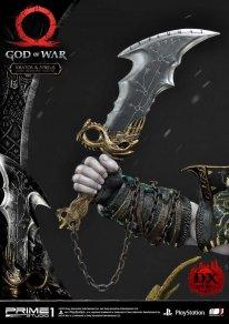 God of War figurine statuette Prime 1 Studio Kratos Atreus Deluxe 05 17 11 2019