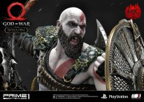 God of War figurine statuette Prime 1 Studio Kratos Atreus Deluxe 06 17 11 2019