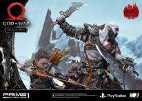 God of War figurine statuette Prime 1 Studio Kratos Atreus Deluxe 07 17 11 2019