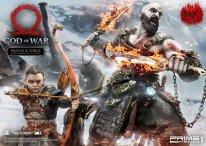 God of War figurine statuette Prime 1 Studio Kratos Atreus Deluxe 09 17 11 2019