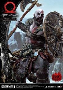 God of War figurine statuette Prime 1 Studio Kratos Atreus Deluxe 11 17 11 2019
