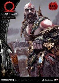 God of War figurine statuette Prime 1 Studio Kratos Atreus Deluxe 13 17 11 2019