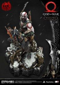 God of War figurine statuette Prime 1 Studio Kratos Atreus Deluxe 26 17 11 2019