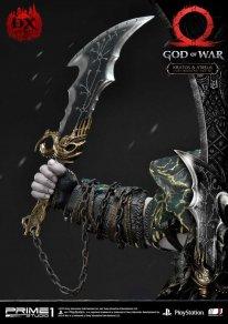 God of War figurine statuette Prime 1 Studio Kratos Atreus Deluxe 27 17 11 2019