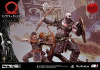 God of War figurine statuette Prime 1 Studio Kratos Atreus Deluxe 30 17 11 2019
