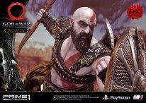 God of War figurine statuette Prime 1 Studio Kratos Atreus Deluxe 31 17 11 2019