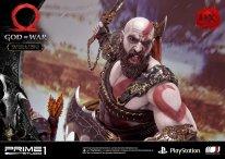 God of War figurine statuette Prime 1 Studio Kratos Atreus Deluxe 32 17 11 2019