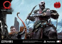 God of War figurine statuette Prime 1 Studio Kratos Atreus Deluxe 34 17 11 2019