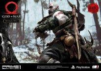 God of War figurine statuette Prime 1 Studio Kratos Atreus Deluxe 35 17 11 2019