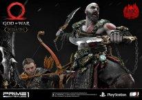 God of War figurine statuette Prime 1 Studio Kratos Atreus Deluxe 39 17 11 2019