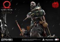 God of War figurine statuette Prime 1 Studio Kratos Atreus Deluxe 40 17 11 2019