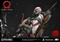 God of War figurine statuette Prime 1 Studio Kratos Atreus Deluxe 41 17 11 2019