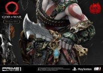 God of War figurine statuette Prime 1 Studio Kratos Atreus Deluxe 42 17 11 2019