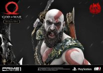 God of War figurine statuette Prime 1 Studio Kratos Atreus Deluxe 43 17 11 2019
