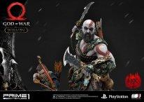 God of War figurine statuette Prime 1 Studio Kratos Atreus Deluxe 45 17 11 2019