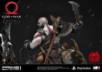 God of War figurine statuette Prime 1 Studio Kratos Atreus Deluxe 46 17 11 2019