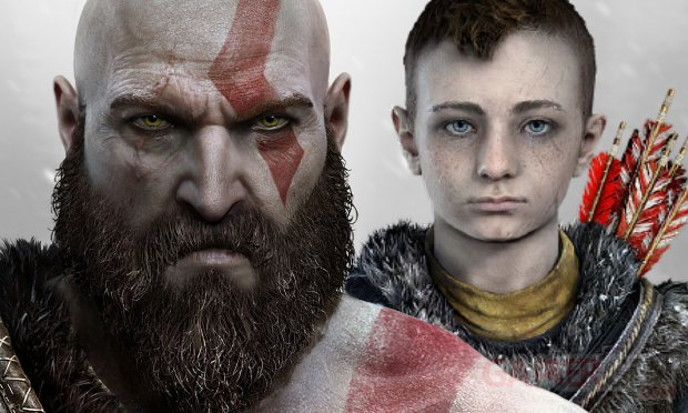 God of War image test impressions