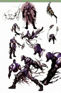 god of war kratos artwork 1 09122014