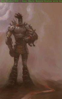 god of war kratos artwork 3 09122014