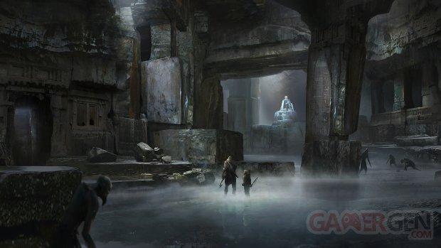 God of War Midgard Ruins 4