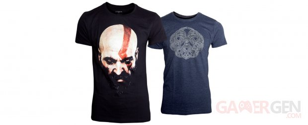 God of War PlayStation Gear (5)