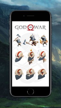 God of War stickers mobiles 01 09 05 2018